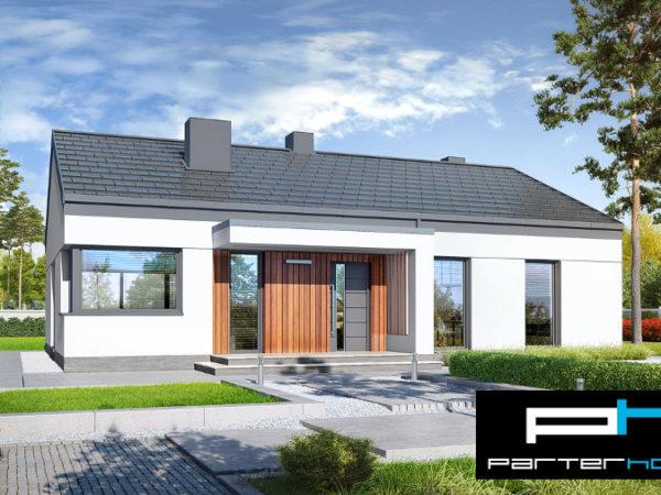 Nowy dom parterowy pod klucz 100m2 w Koszalinie (sprzedany)