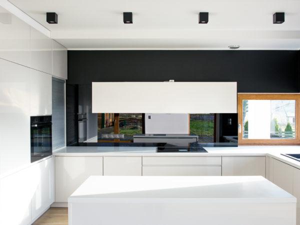 Nowy dom parterowy pod klucz 140m2 w Mścicach (na sprzedaż)