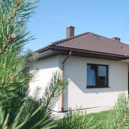Nowy dom parterowy pod klucz 133m2 w Koszalinie (sprzedany)